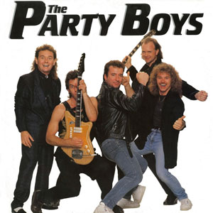 The Party Boys Studio Album